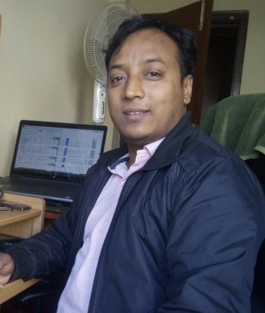 Ram Sharan Shrestha